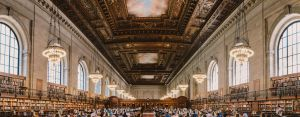New York Public Library by MarcAndrePhoto