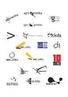Brand new logos by pyliskis