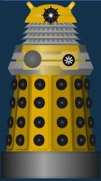 Daleks Invasion Earth 2150 A.D. Paradigm Dalek [2] by DoctorWhoOne