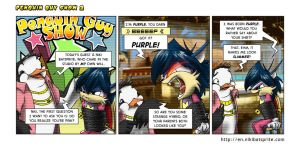 Penguin Guy Show 2 by nime080