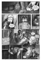 comic test page 1 by Lostro