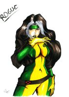 Rogue by ShiryuuCelas
