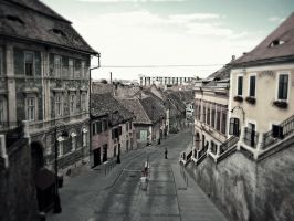 Sibiu Architecture by catalin2308