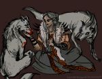 Lord Of Werewolves by cenobitesquid