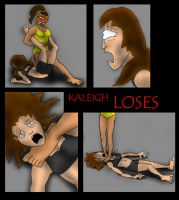 HIH: Kaleigh VS Tequila 02 by PitWar