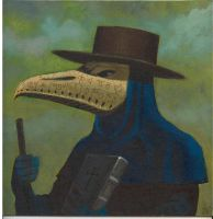 plague doctor homeopath by HOMELYVILLAIN