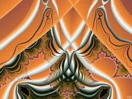 Draperies of Paradise by FractalMonster