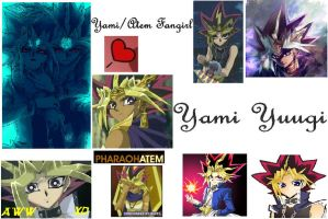 Yami Yuugi, Atem Wallpaper by AssassinMassie