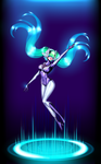 DJ Sona Kinetic by KiraRammsteiner
