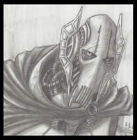 General Grievous 12 by PurpleRAGE9205