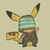 Deadspace Chu by Panda-In-A-Box
