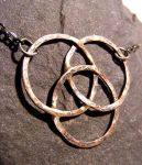 Protection Necklace 2 by MoonLitCreations