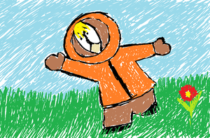 Playing Kenny by yellowy-yellow