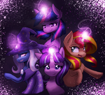 Disciples by Vulpessentia