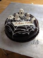 Ghost Cake by Gwendelyn