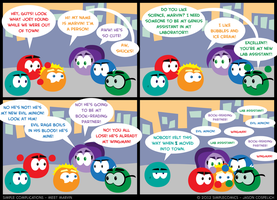 SC143 - Meet Marvin 13 by simpleCOMICS