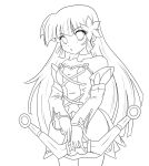 :Another Lire::Lineart: by MeguBunnii