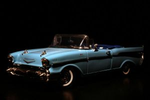 '57 Chevy Bel Air by spunkyreal