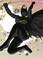Dark Knight by Colours07