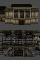 RESIDENT EVIL 3,5 - MANSION by Oo-FiL-oO