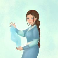 SS- Katara by Abstractmeow