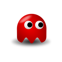 Pacman Baddy Red by Terrance8d