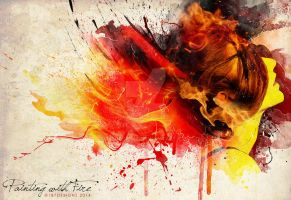 Painting with Fire... by 187designz