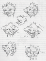 Affy Expressions by MetallicUmbrage