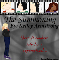 The Summoning - Fanmade Book Cover by Champion-Hotaru