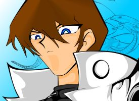 Seto Kaiba is watching you! by theBEWW