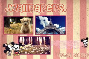Cutes Wallpapers by Payasiita
