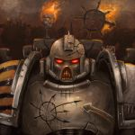 The iron warriors by FonteArt