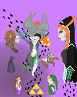 Twilight Princess by DragonprincessTessa