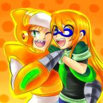 ORANGE you glad to see us? by Jazz-the-Robot-Lover