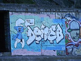 Ireland Graffiti by LilPhotoGal