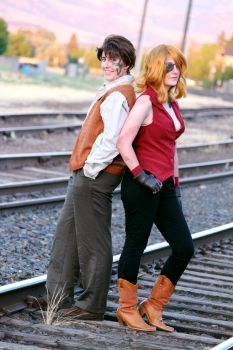 Baccano!: Young Delinquents by starrys