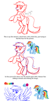 Rainbow Dash Walkthrough by Pony-Spiz