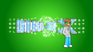 DiGiKiX Layout 2 [Added Him/Reference Character] by TheToxicDoctor