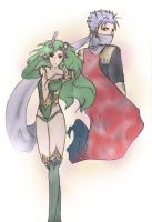 FF4 - The After Years by lualy