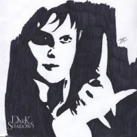 Barnabas Collins 1 by thatlastmonday