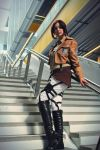 Snk: Sasha Braus by Paintedapples