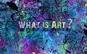 What is art? by pedrohbv
