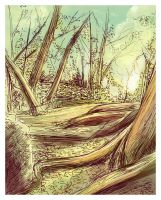 Hundred Acre Wood by nataliebeth