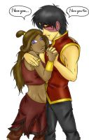 Zutara 'I Love You' Dance by SetoAngel01