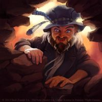 Ho! Tom Bombadil! by Alisaryn