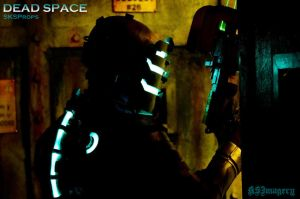 Dead Space Cosplay SKSProps by SKSProps