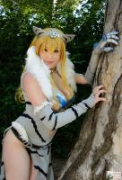 Little cat. Erina cosplay, queen's blade. by Giuzzys