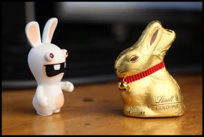 rabbid gossip .. by Kinderwald