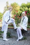 'The Heir and the Mistress.' - Pandora Hearts by Kanariacage