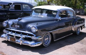 54 Chevy by StallionDesigns